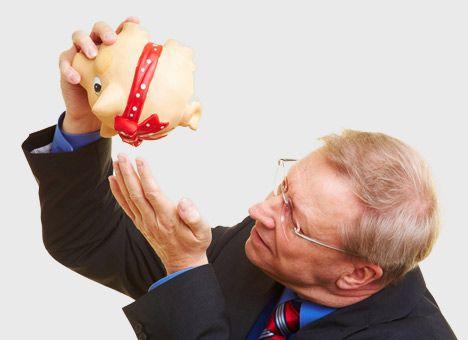 Замороженные пенсионные накопления россиян потратят на поддержку Крыма